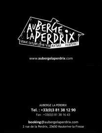 AubergeLaPerdrixA5