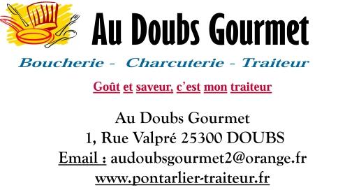 Logo Au Doubs Gourmet
